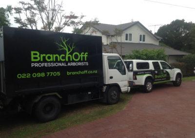 BranchOff-Truck